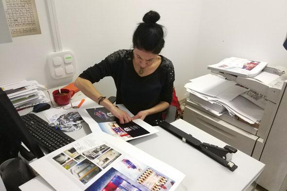Печать брошюры